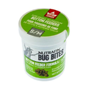 Nutrafin Bug Bites Bottom Feeder Formula 45g
