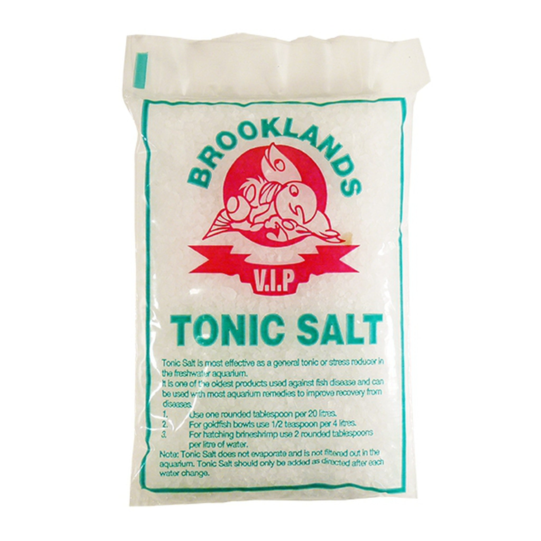 Brooklands Tonic Salt 600g