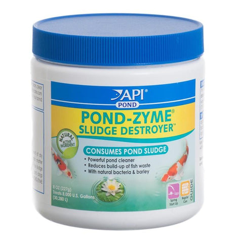 API Pond-Zyme Sludge Destroyer 454g
