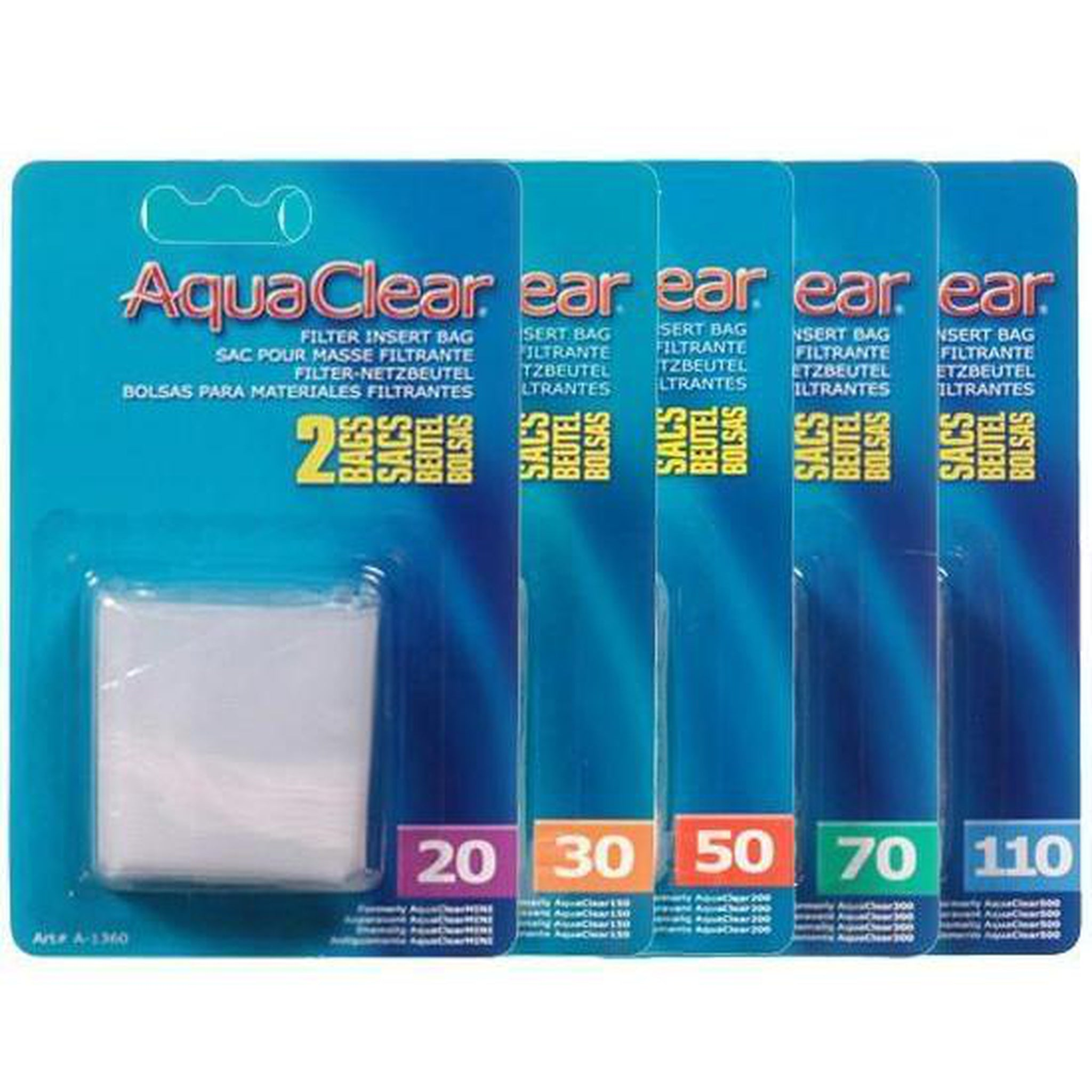 AquaClear 20 Media Bag