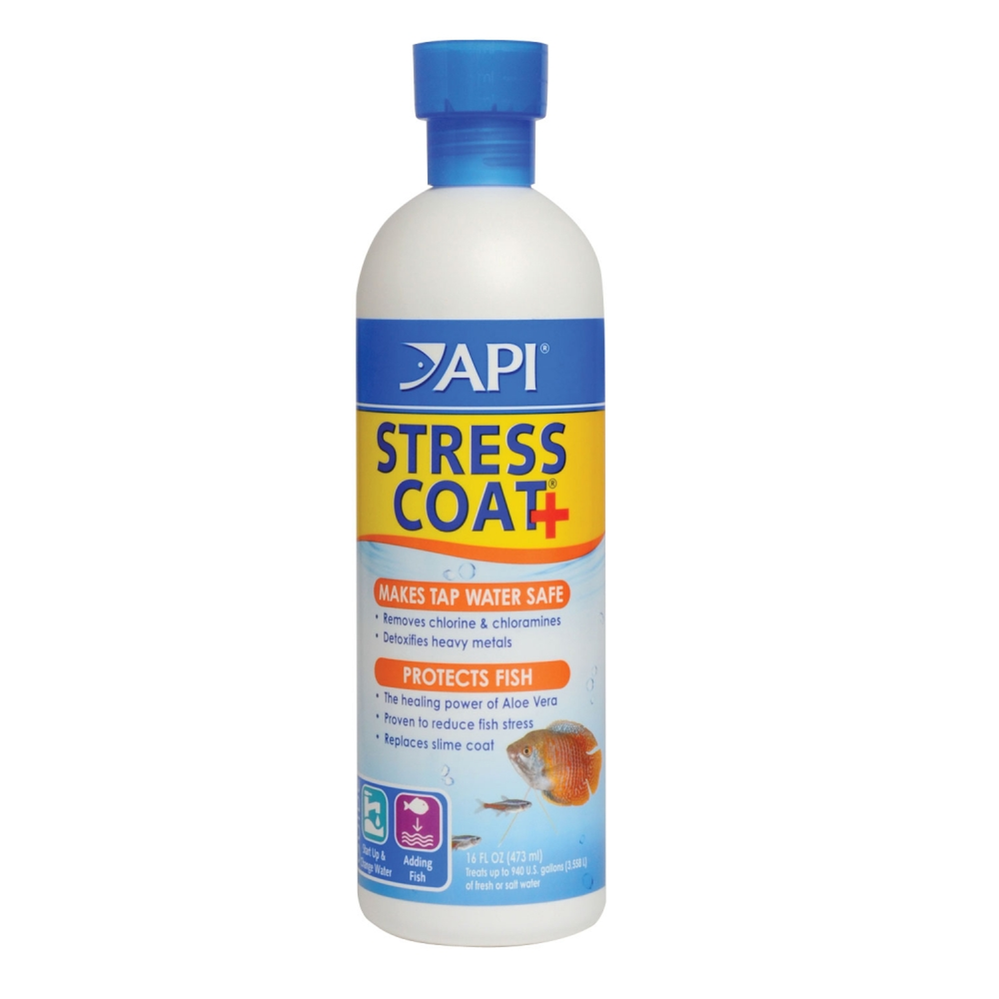 API Stress Coat 473ml