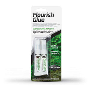 Seachem Flourish Glue- 2 pack