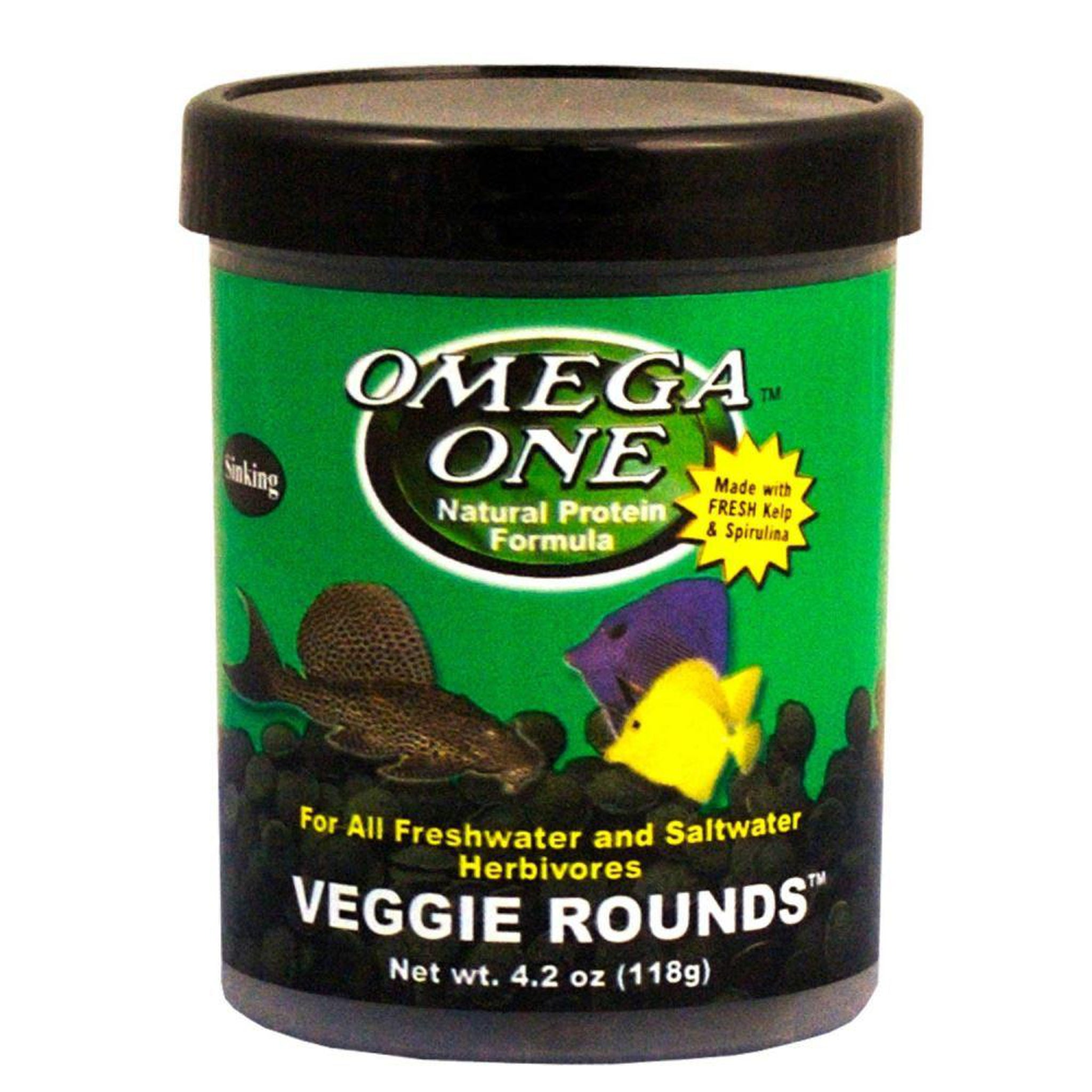 Omega One Veggie Rounds