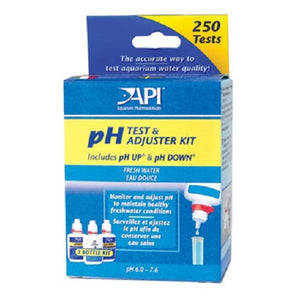 API pH Test Deluxe - Freshwater