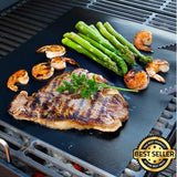 2Pcs Non Stick BBQ Grill Mat - Kitchen