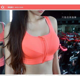 Adjustable Push Up Sports Bra - Sports Bra