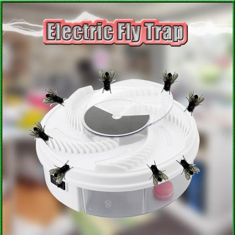 Automatic Flying Insect Trap - Insect Killer