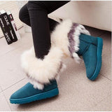 Comfy Cute Winter Boots - Boots