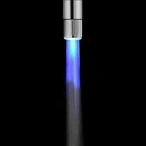 Electric Water Faucet Light Stream - Led
