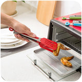 Essential Non Stick Cooking Tongs - Kitchen