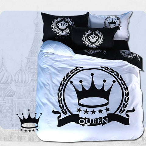 Fashionable Luxury Bedding Set - Bedding Sets