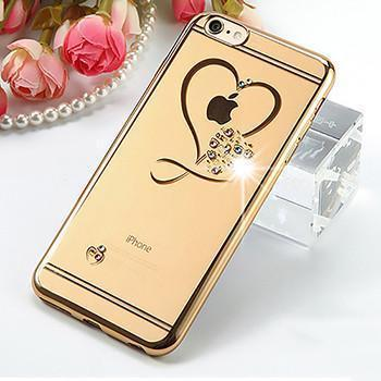 Golden Custom iPhone Case - Phone Case