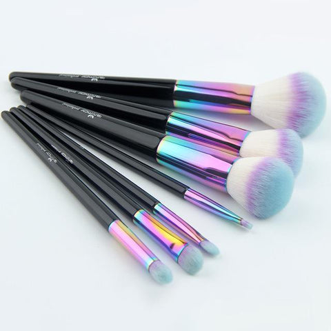 High Quality Set Of Makeup Brushes - makeup brush