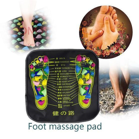 Luxurious Foot Massage Mat - Massage Pad