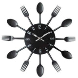 Modern Decorative Kitchen Wall Clock - Clock