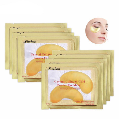 Natural Crystal Collagen Face & Skin Care Eye Mask - Eye Mask
