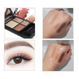 Natural Eyeshadow Palette - 4 Colors - Makeup