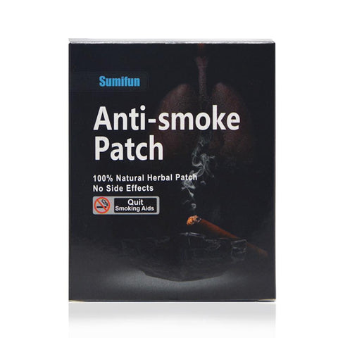 Natural Stop Smoking Patches - anti smoke