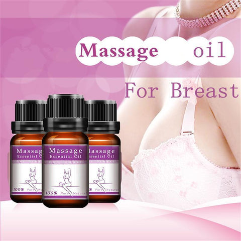 Organic Breast Enhancement Oil - Essential Oil