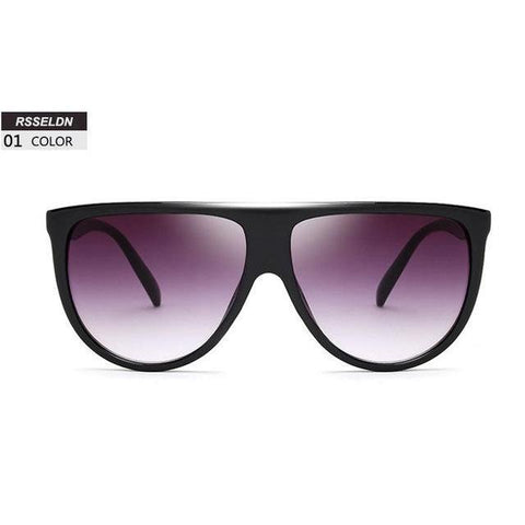 Oversized Square Sunglasses For Her - Sunglasses