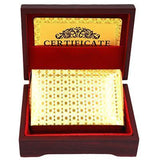 Poker Gold Playing Cards - Playing Cards