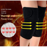 Portable Magnetic Therapy Self Heating Knee Pad - Kneepad
