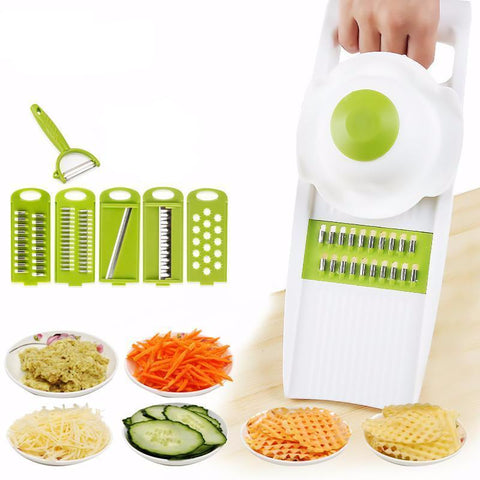 Quick Easy Fruit & Vegetable Shredder Tool - Kitchen