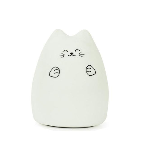 Rechargeable Cat LED Lamp Light - Lamp
