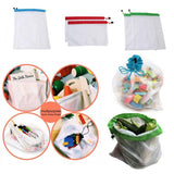 Reusable Mesh Produce Bags - Kitchen