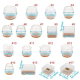 Set Of 10 Silicone Furniture Feet Protectors - Feet Protectors