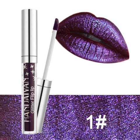 Shimmer Diamond Shining Bright Lipstick - Makeup