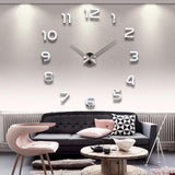 Special DIY Living Room Wall Clock - Wall Clock