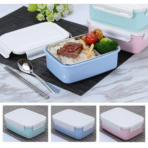 Stainless Steel Lunch Box - Lunch Box