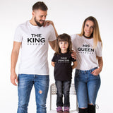 Throne Matching Family T-Shirts - T-Shirt