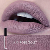 Waterproof Long lasting Matte Liquid Lipstick - Makeup