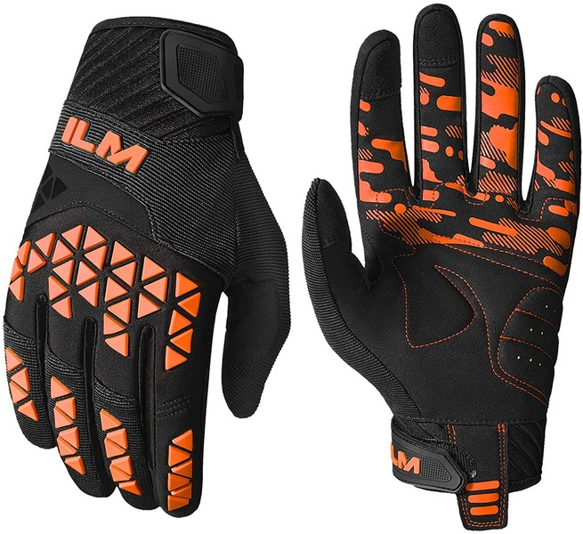 ILM Dirt Bike Motorcycle Gloves Youth Kids Adult Bicycle Fit BMX MX ATV MTB Mountain Bike Cycling Riding Outdoor Sports