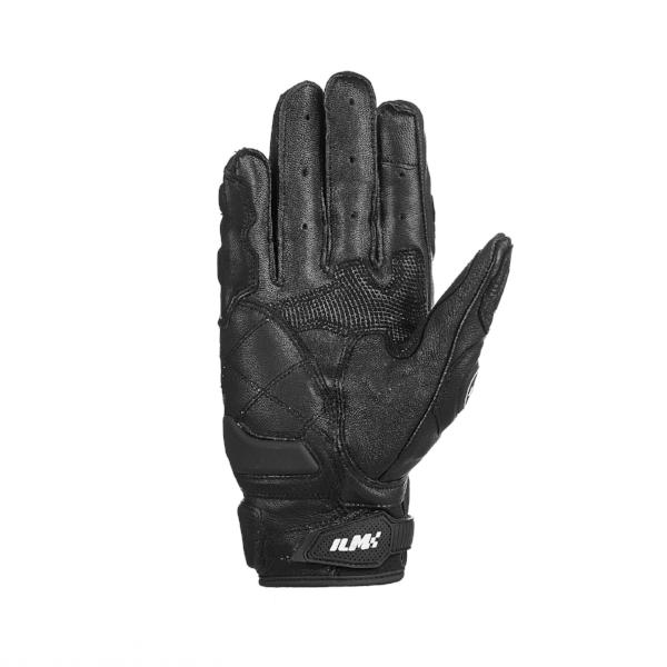 ILM Air Flow Leather Motorcycle Gloves For Men and Women (M,L,XL,BLACK and WHITE)