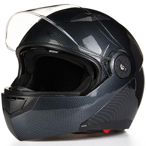 Replacement Face Shield Visor for ILM 115 Modular Helmet