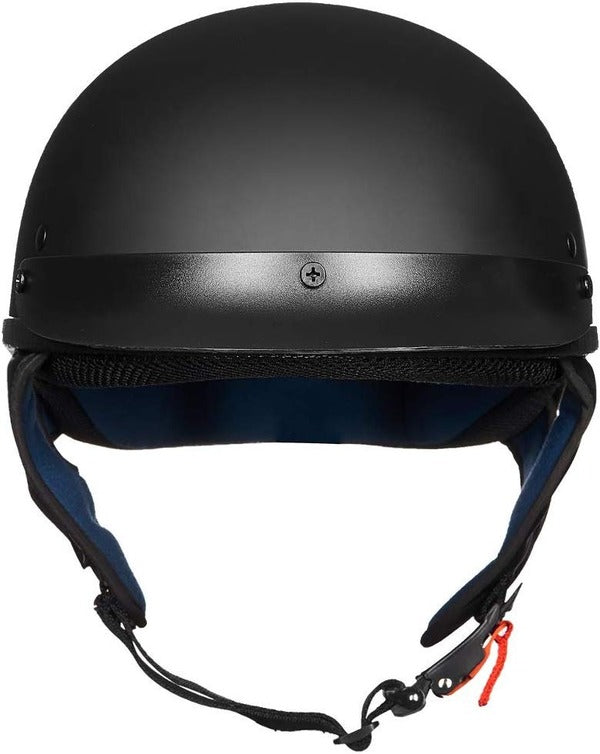 ILM Motorcycle Half Face Helmet DOT Approved Bike Cruiser ATV