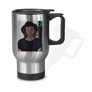 1D Harry Styles One Direction image Stainless Mug