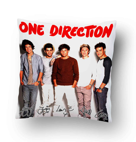 1D One Direction Concert 2014 Pillow Cover