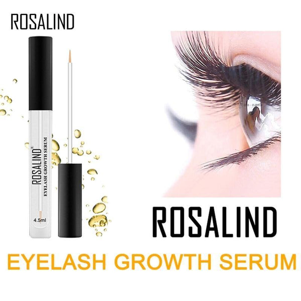 ROSALIND 4.5ml Lash Lift Eye Care Eyelash Growth Treatments Longer Thicker Eyelash Eye Care Eyelash Enhancer Natural Eye Makeup - RimeArodaky