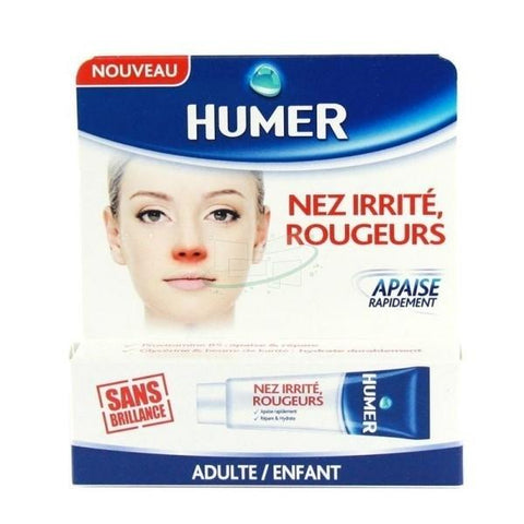 HUMER NEZ IRRITE CR ROUGEURS T/15ML