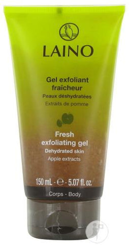 LAINO PLAISIRS GEL DOUCHE EXFOLIANT CORPS 200ML