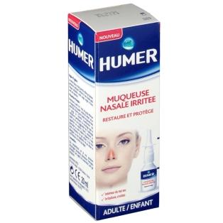 HUMER NEZ IRRITE SPRAY MUQUEUSE NASALE 20ML