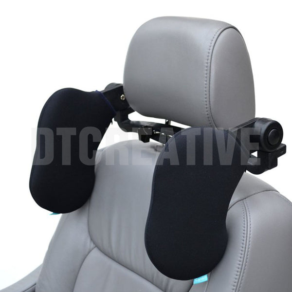 AShomie Best Vehicle/ Car Headrest, Perfect for Both Kids and Adults