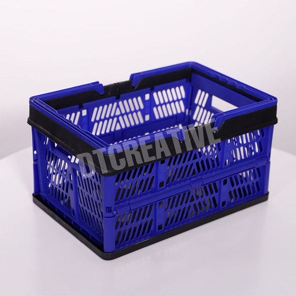 Edenware Collapsible Storage and Shopping Basket