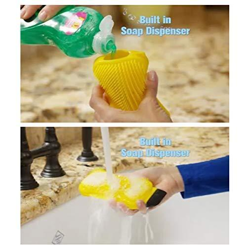 Silicone Sponge Cleaner