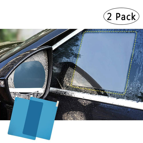 Car Rear View Waterproof Film(2Pcs)