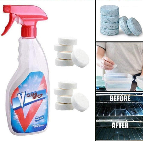 Clean Everything You Want Instantly, Magic Cleaner